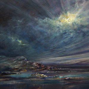 Diana Mackie Painting Night Light