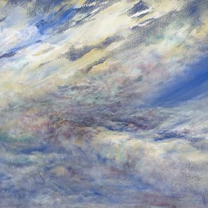 Diana Mackie Painting In The Clouds