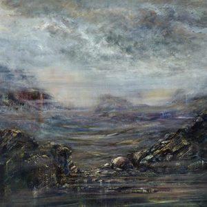 Diana Mackie Painting Rum