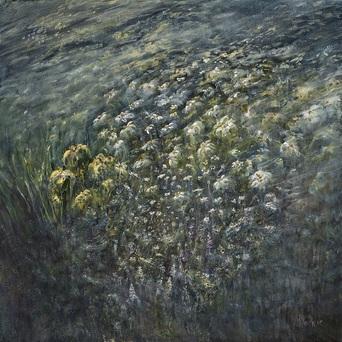 Diana Mackie Artwork Daisies